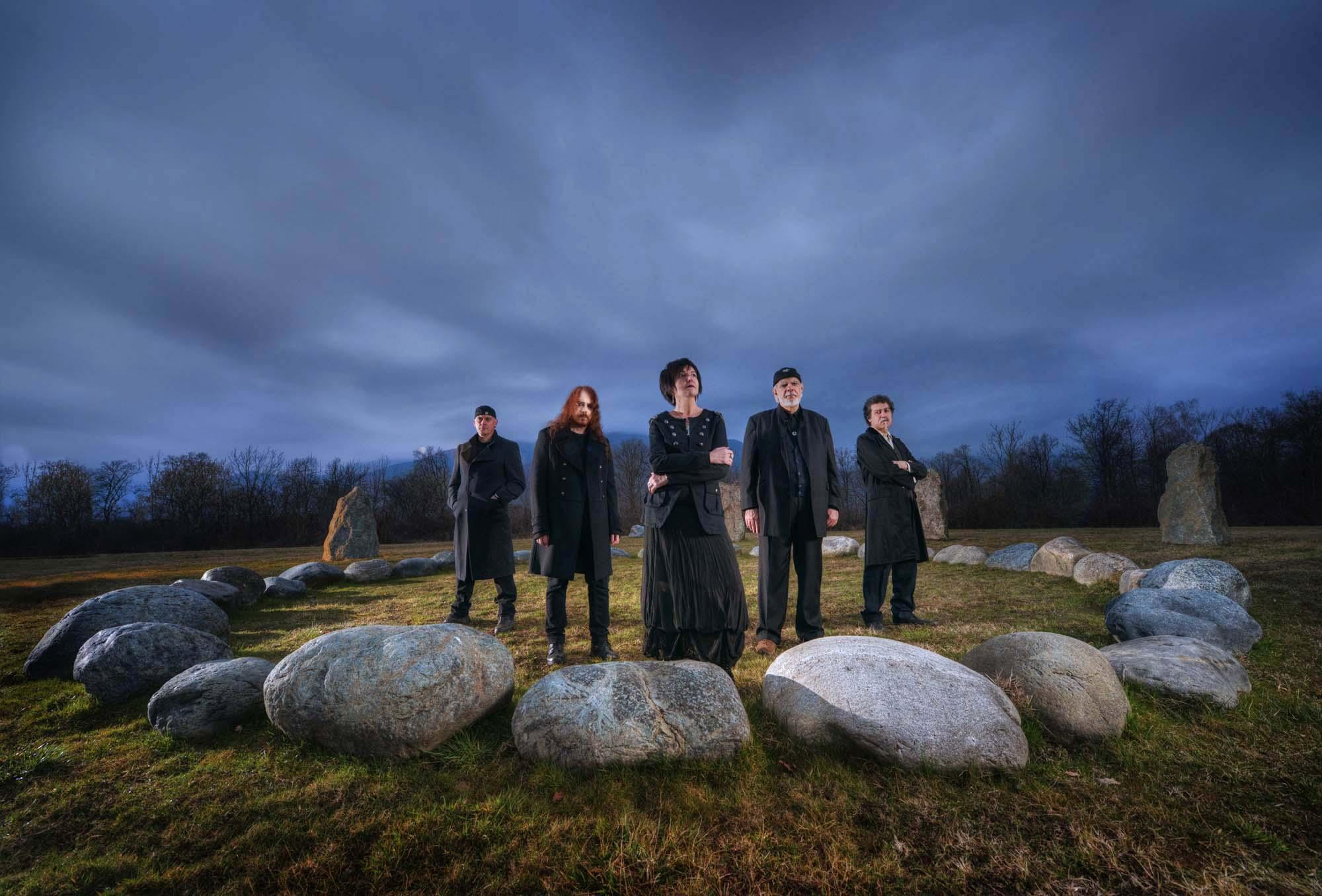 I cinque musicisti del LabGraal presentano il loro nuovo Album