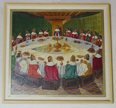Nella terra di mago merlino - Re artu ei cavalieri della tavola rotonda ...