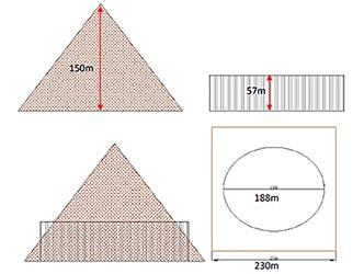 piramide_giza_03 La costruzione della Grande Piramide: tre riflessioni