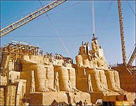 piramide_giza_06 La costruzione della Grande Piramide: tre riflessioni