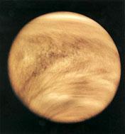 Il pianeta Venere (NASA)