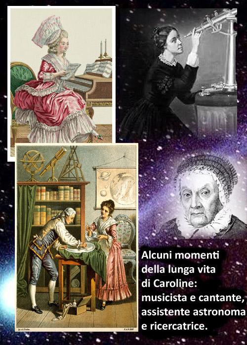 Un personaggio dei Pesci: Caroline Herschel