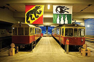 La stazione di Mürren