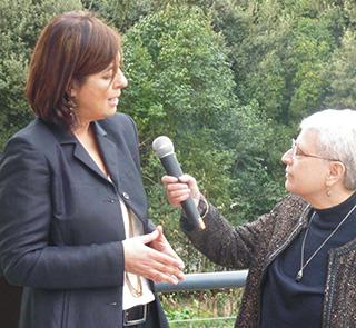 Intervista a Daniela De Donno Mannini, presidente del Jane Goodall Institute Italia