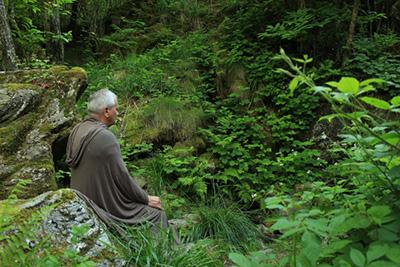 L'esperienza della meditazione porta a dimostrare la realtà dell'Io consapevole che può elevarsi al di sopra dei sensi e della mente