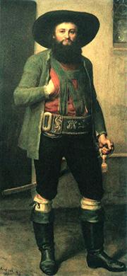 Andreas Hofer, l'eroe degli Schützen tirolesi