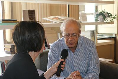 Rosalba Nattero intervista Peter Singer al Circolo dei Lettori di Torino