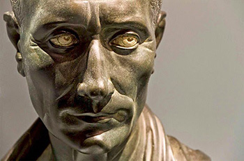 Un personaggio del Cancro: Giulio Cesare