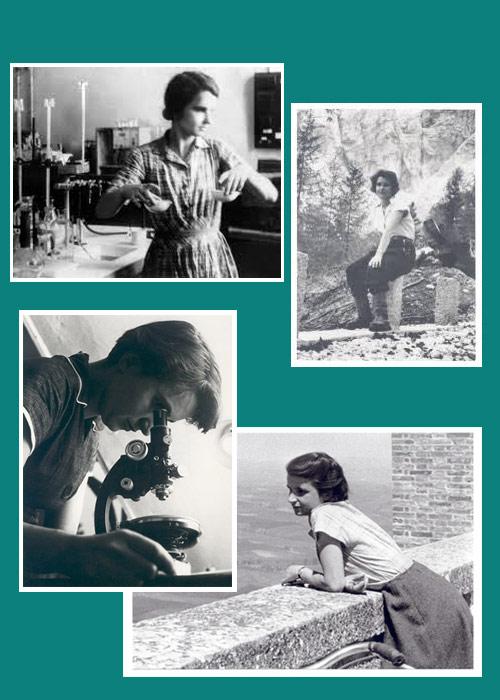 Un personaggio del Leone: Rosalind Franklin