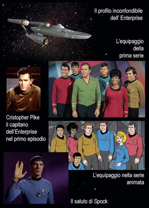 Un evento sotto il Segno della Vergine: La prima puntata di Star Trek