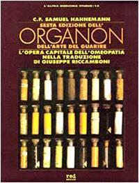 L' Organon, l'arte di guarire