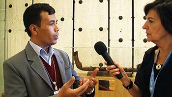 Rosalba Nattero intervista Dev Kumar Sunuwar