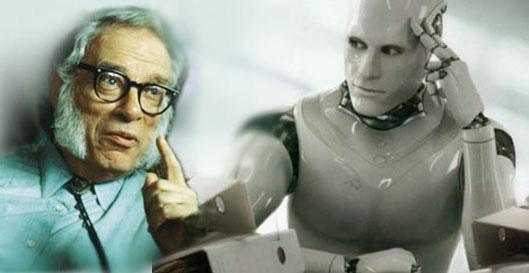 Un personaggio del Capricorno: Isaac Asimov