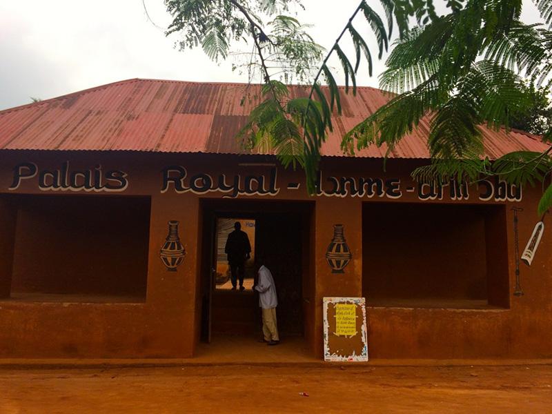 Musée Honmè à Porto-Novo