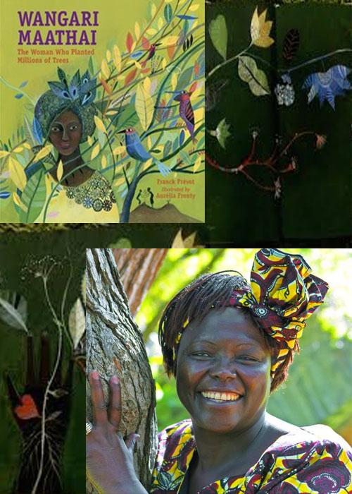 Un personaggio dell'Ariete: Wangari Maathai