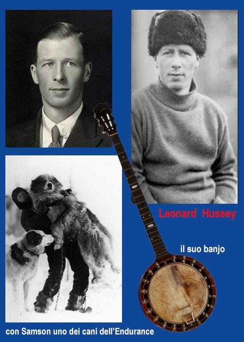 Un personaggio del Toro: Leonard Hussey