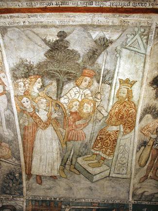La cantina di Re Artù