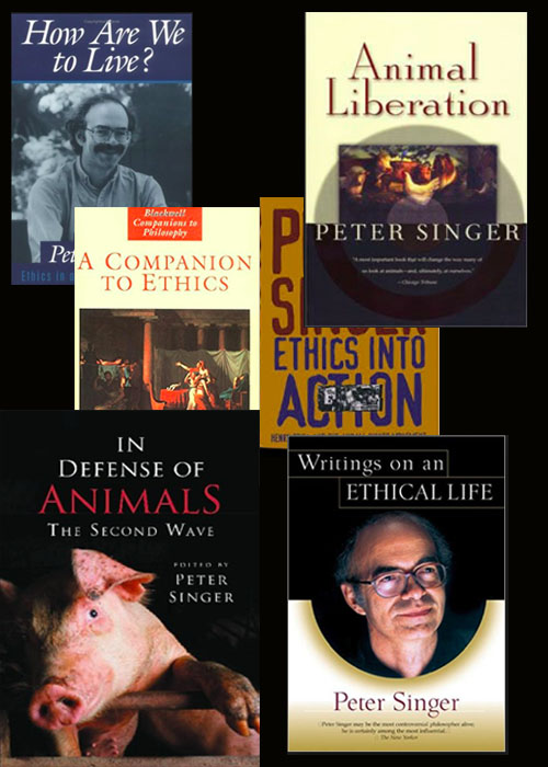 Un personaggio del Cancro: Peter Singer