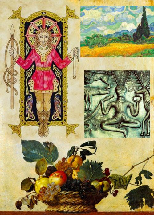 Lughnasadh, la festa della Nuova Terra