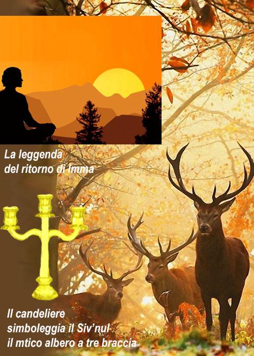 L'autunno, la fine dell'anno per antichi Celti