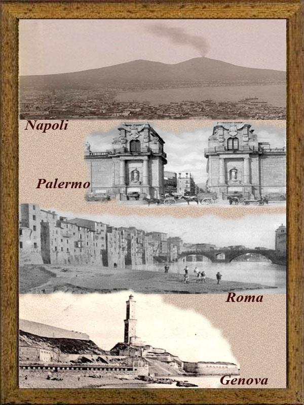 Città italiane storicamente omeopatiche