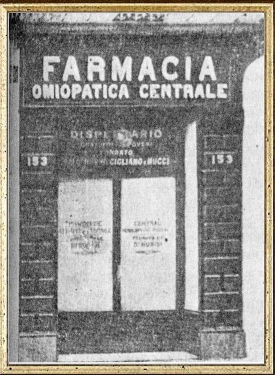 Farmacia Omeopaica Centrale di Napoli