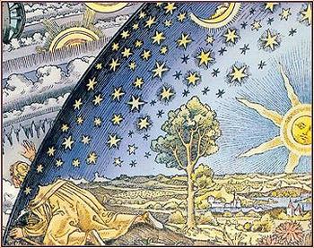 Il dipinto medievale mostra la possibilità della capacità senziente di percepire la natura del Vuoto, uscendo dalla consuetudine sensoriale