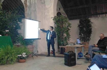 Alessandro Piacenza, Vice Coordinatore Nazionale Guardie Zoofile Oipa Italia Onlus, illustra il piano PACOBACE