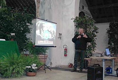 """Davide Celli Presidente """"Legio Ursa"""" ed esperto in comunicazione"""
