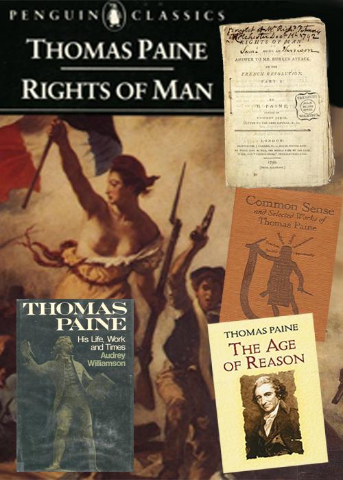 Un personaggio dell'Acquario: Thomas Paine