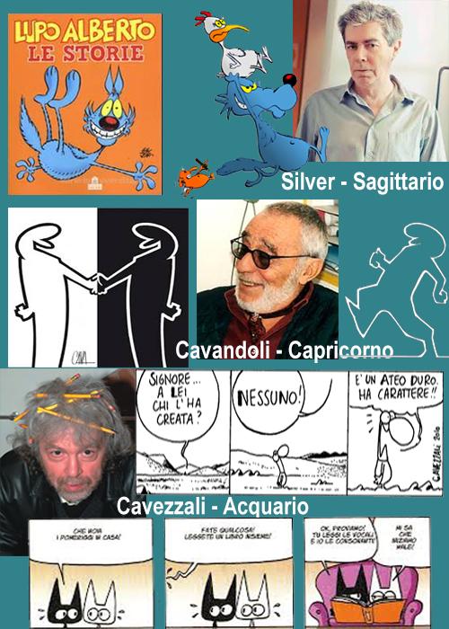 Il magico mondo dei fumetti e dei cartoni animati