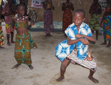 Gohoun, una danza popolare del Dipartimento dello Ouémé