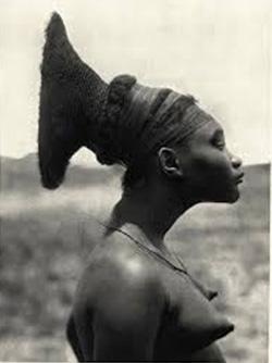 Nobosudru, la femme Mangbetu