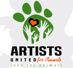 L'iniziativa Artists United for Animals ha già raccolto le adesioni di numerosi e rinomati artisti