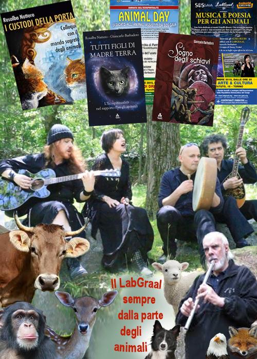 Artisti uniamoci per gli animali