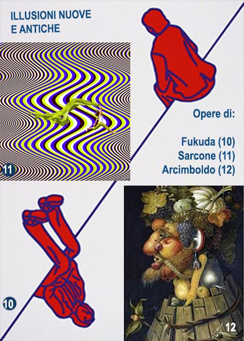 Illusioni degli occhi e della mente