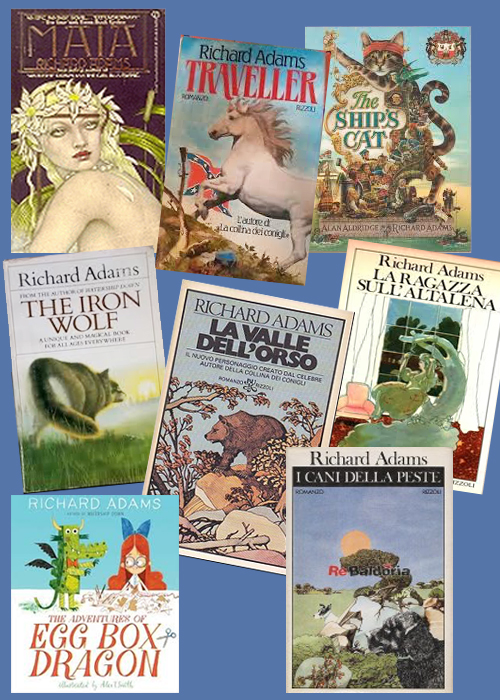 Un personaggio del Toro: Richard Adams