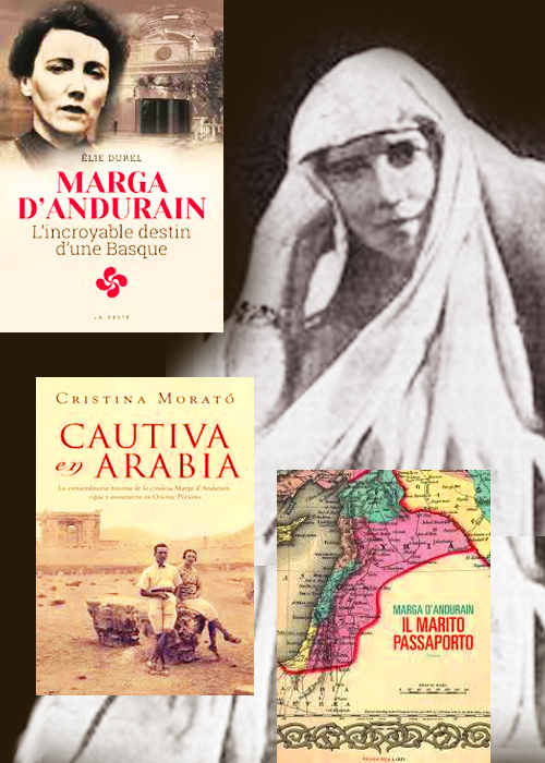 Un personaggio dei Gemelli: Marga d'Andurain