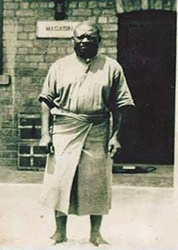 Le Prophète Simon Kimbangu