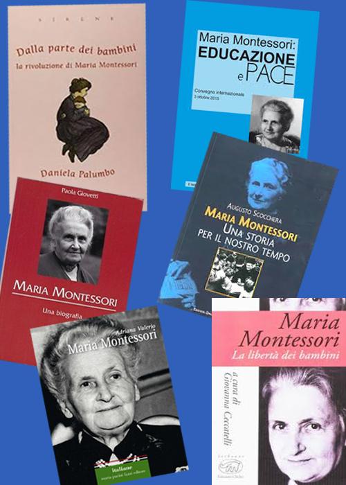 Un personaggio della Vergine: Maria Montessori