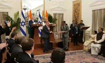 Omeopatia: accordo tra India e Israele