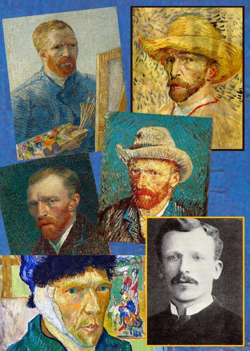 Un personaggio dell'Ariete: Vincent Van Gogh