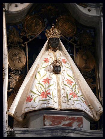La Madonna Nera di Puy en Velay