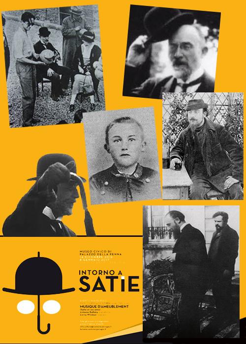 Un personaggio del Toro: Erik Satie