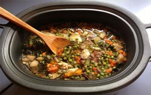 Ricetta seitan con verdure al forno