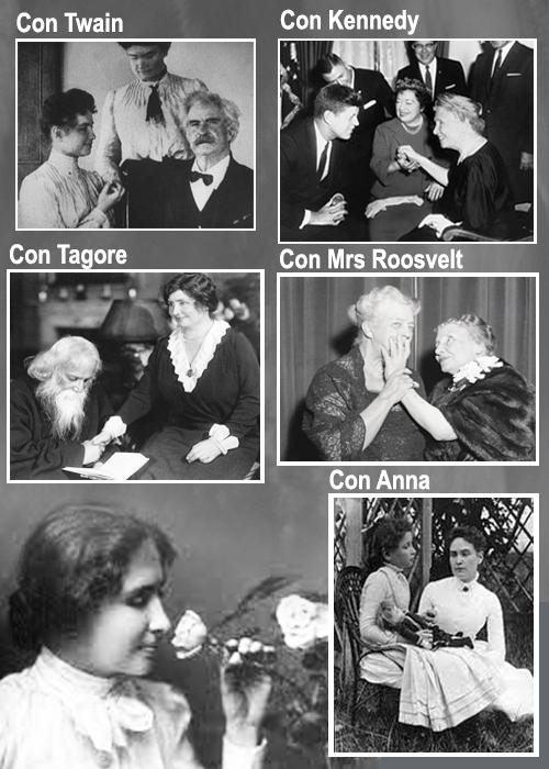 Un personaggio del Cancro: Helen Keller