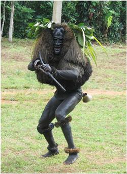 Danza Nturi, Nigeria