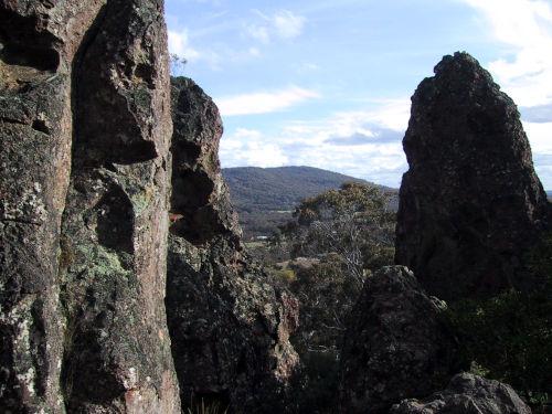 Hanging Rock, Stato del Victoria, Australia