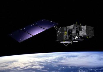 Sentinel 3, uno dei sei satelliti del progetto europeo Copernicus
