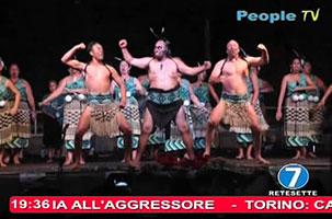 I Maori nelle Valli di Lanzo